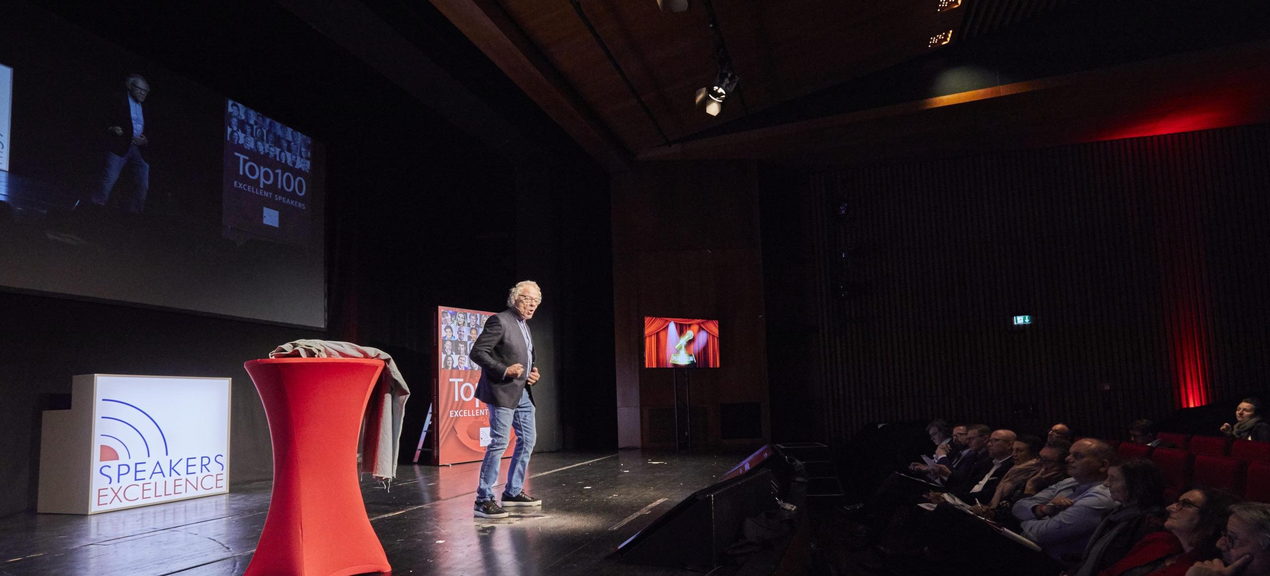 Siegfried Ott - Profi Speaker über Lifestyle