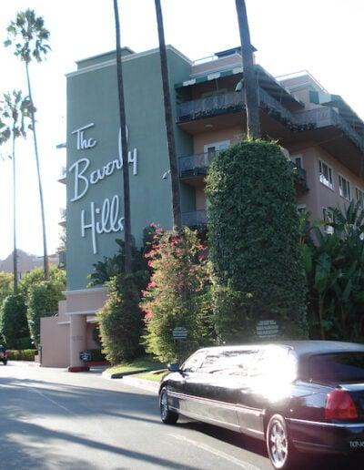 LA Beverly Hills Hotel