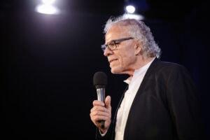 Siegfried Ott beim Internationalen Speaker Slam