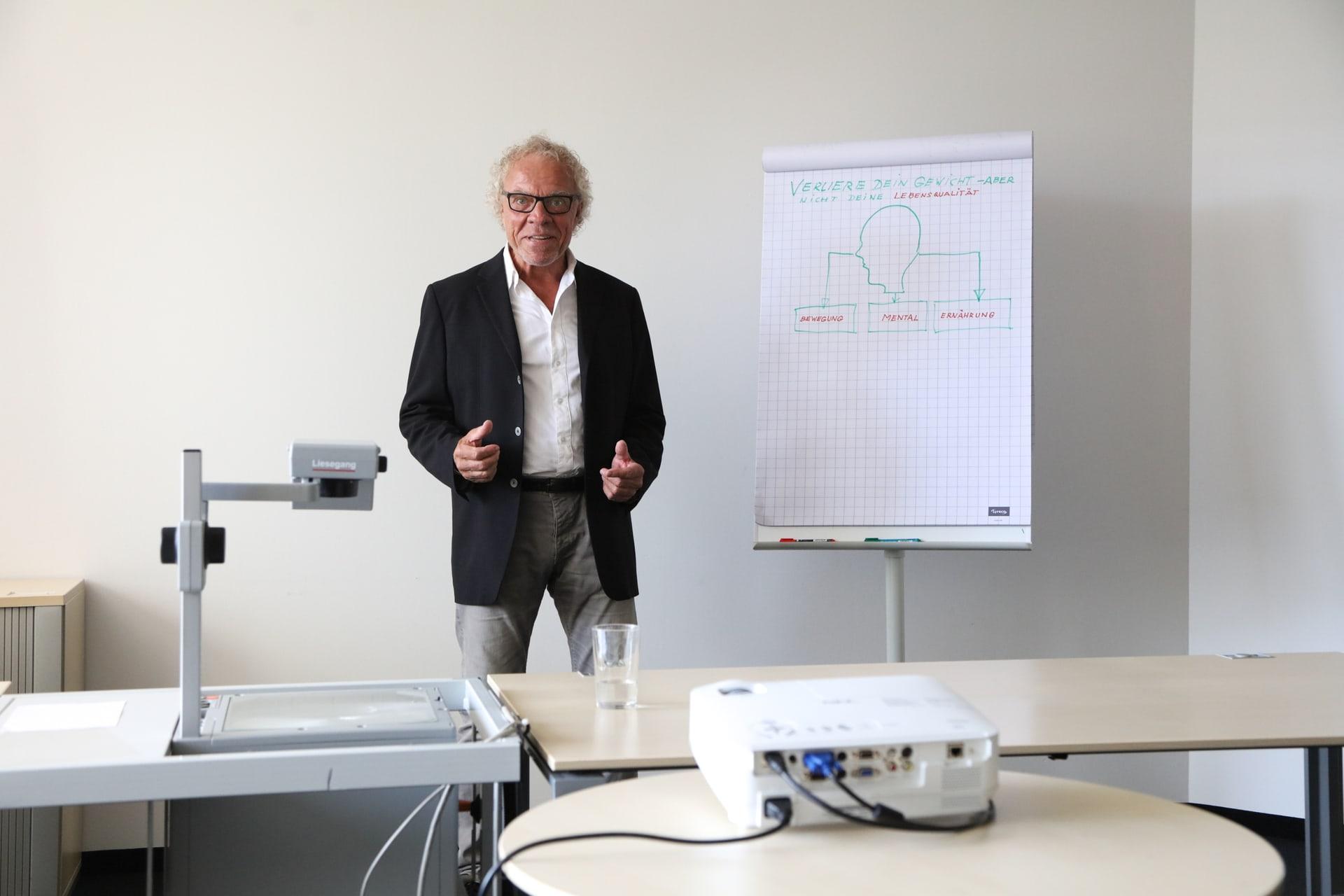 Tages- und Wochenendseminare und Workshops mit Gesundheitsexperte Siegfried Ott