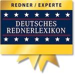 Redner & Experte im Deutsches Rednerlexikon 2021