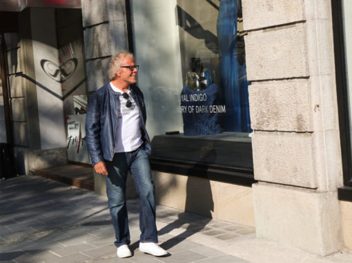 Outfit, Fashion, Styling mit Coach Siegfried Ott