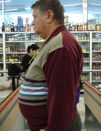 LA - Studie Übergewichtigkeit